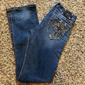 Miss Me, Jeans
